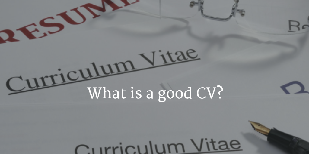 tips and tricks for a kickass cv